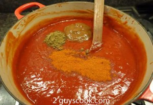 BBQ Sauce Spices