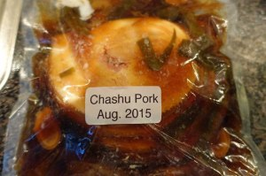 Chashu Pork in Package
