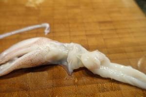 Sauid Stew Tentacles