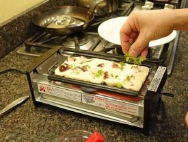 Takoyaki Add Scallions