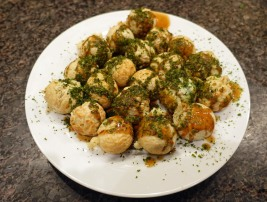 Takoyaki Finishing 1