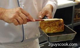 Tamagoyaki Final Shaping