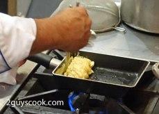 Tamagoyaki Folding
