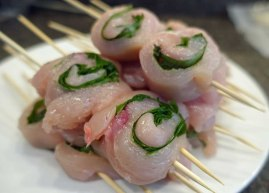 Ume Roll Skewer