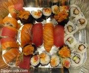 Final Sushi Plate