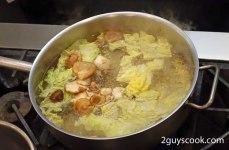 Sukiyaki Broth