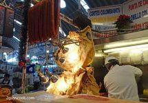 Market Pork Skin