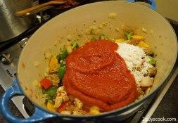 Rice and Tomato