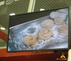 Parathas on TV