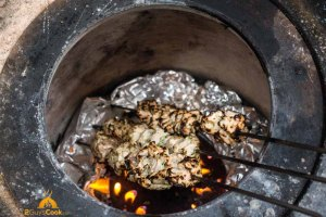 Chicken in Tandoor