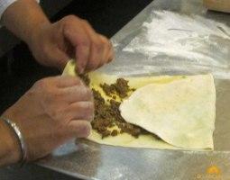 Roti Folding
